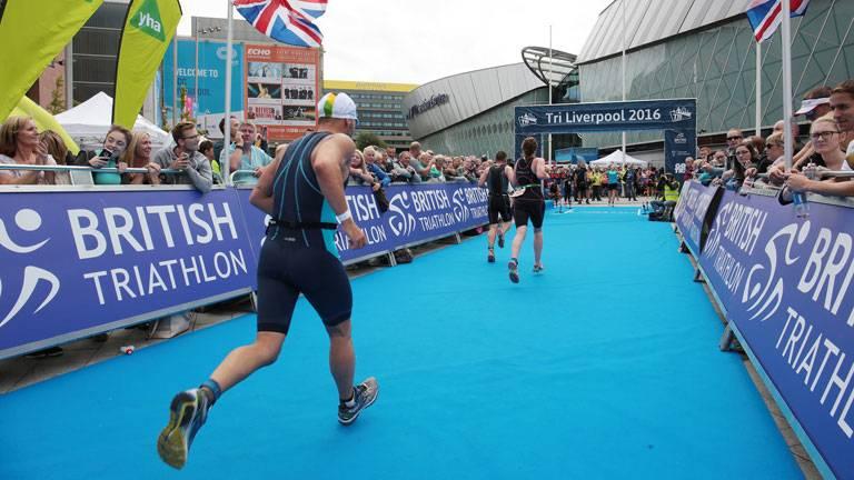 362d4dd965f 2018 British Triathlon   Triathlon England Major Events Bidding Process  Launches